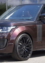 Kahn Design Range Rover 3.0 TDV6 Vogue RS650 Edition