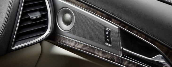 Revel by Harman Luxury Sound System For Lincoln MKX 2016