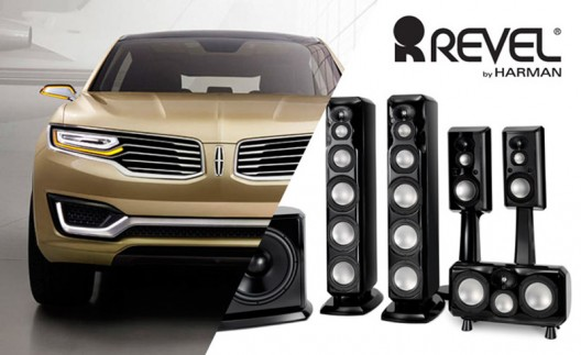 Revel by Harman Luxury Sound System Launch