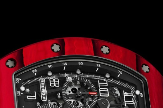 Richard Mille RM 011 Red TPT Quartz
