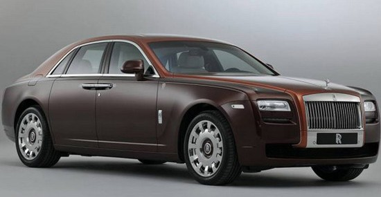 Rolls-Royce Ghost 1001 Nights Special Edition