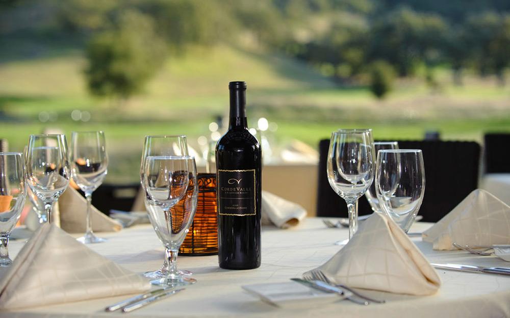 Cordevalle A Rosewood Resort Santa Clara California