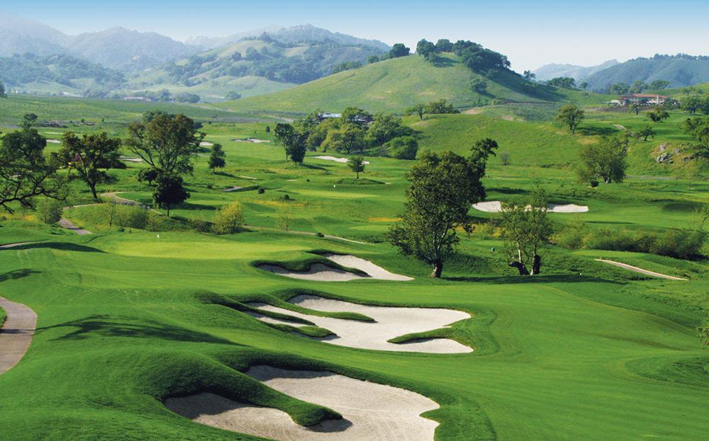Rosewood cordevalle sleek spa and golf resort in the santa clara