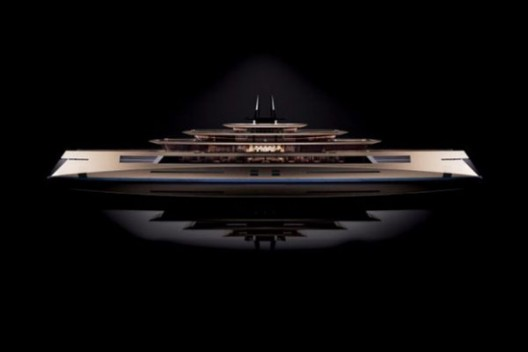 Sinot Exclusive Yacht Design - luxury mega yacht SYMMETRY