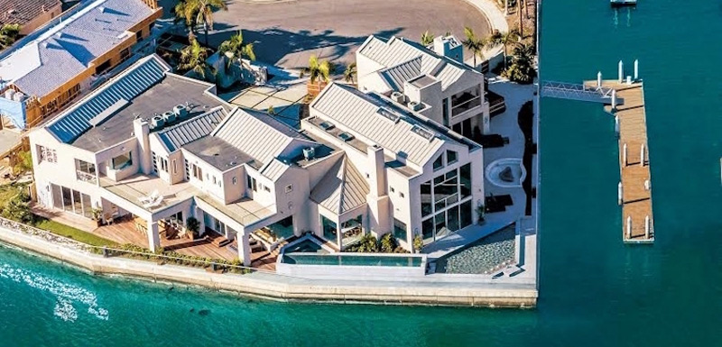Rare San Diego Waterfront Estate On Sale For $12,9 Million