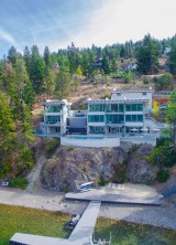 Sleek Waterfront Kelowna, B.C. Residence On Sale For $6.9 Million