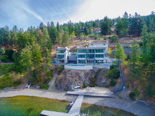 Sleek Kelowna, B.C. Residence Offered At $6.9-Million