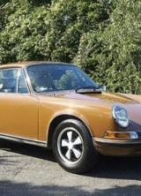 Steve McQueen's Porsche 911T At Christie's Exceptional Sale