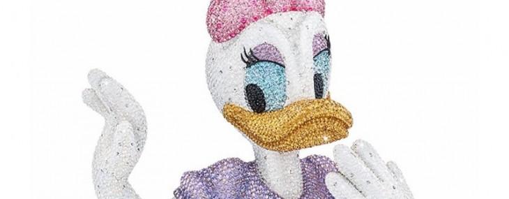 Swarovski Daisy Duck Limited Edition 2015