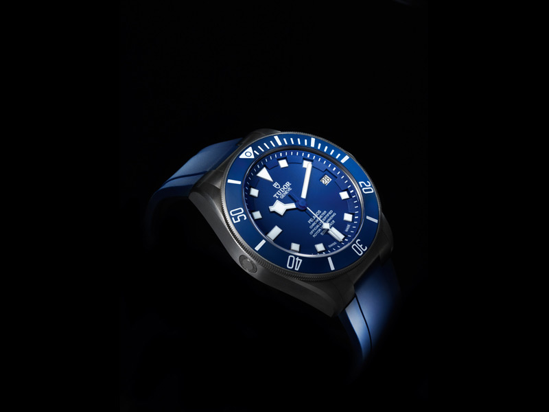 TUDOR Pelagos Watch Wins Award at 2015 Grand Prix d'Horlogerie De Genève