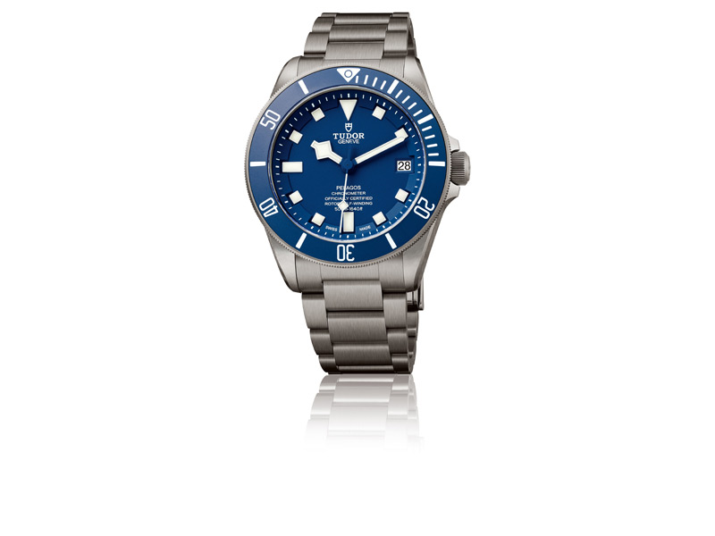 Tudor pelagos awarded at the 2015 grand prix d 39 horlogerie de gen ve extravaganzi for Tudor geneve watches