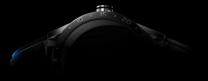 First Teaser of the Upcoming Tag Heuer Smartwatch