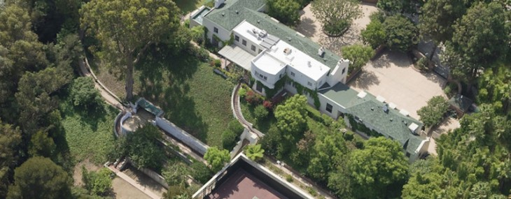 Taylor Swift Splashed Out $25 Million On Iconic Beverly Hills Mansion