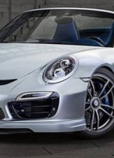 Porsche 911 Turbo S Cabrio By TechArt