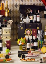 The Decadence – £20,000 Harrods Christmas Hamper 2015