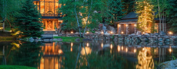 The Pond House – $39.75 Million Masterpiece In Aspen, CO
