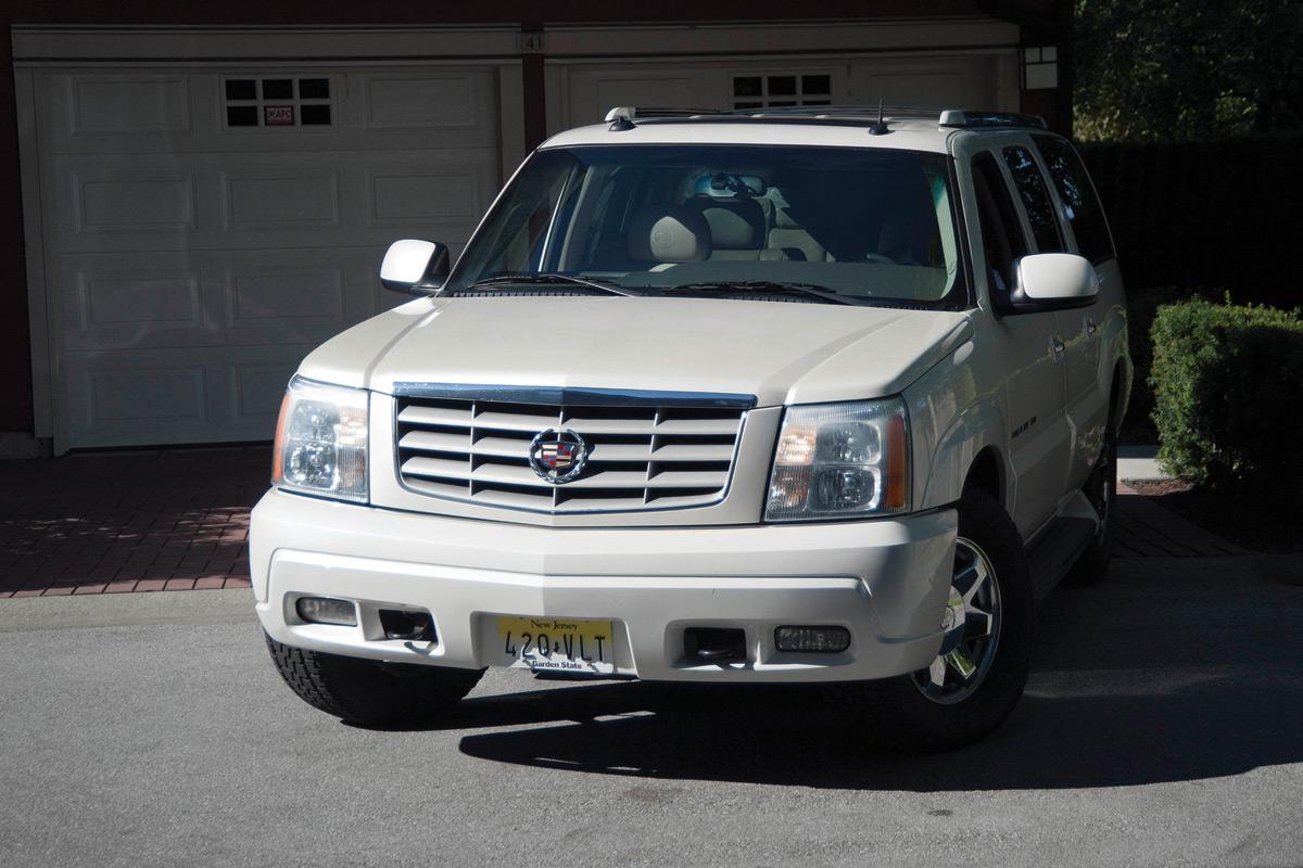 Tony Soprano's White Cadillac