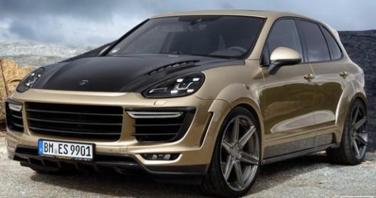 TopCar Porsche Cayenne Turbo