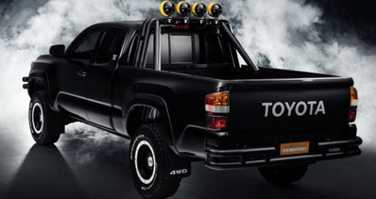 Toyota Tacoma Back to the Future