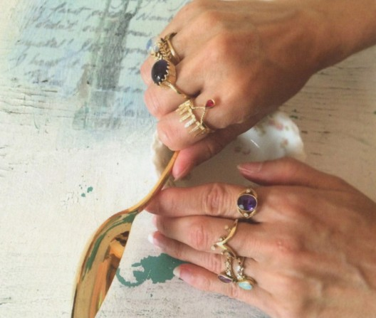 Un Hada Jewelry by Jocelyn Prestia Brings Us The Magic
