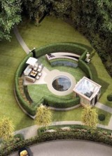 £2.4 Million Luxurious Eco-Friendly Villa Below Ground