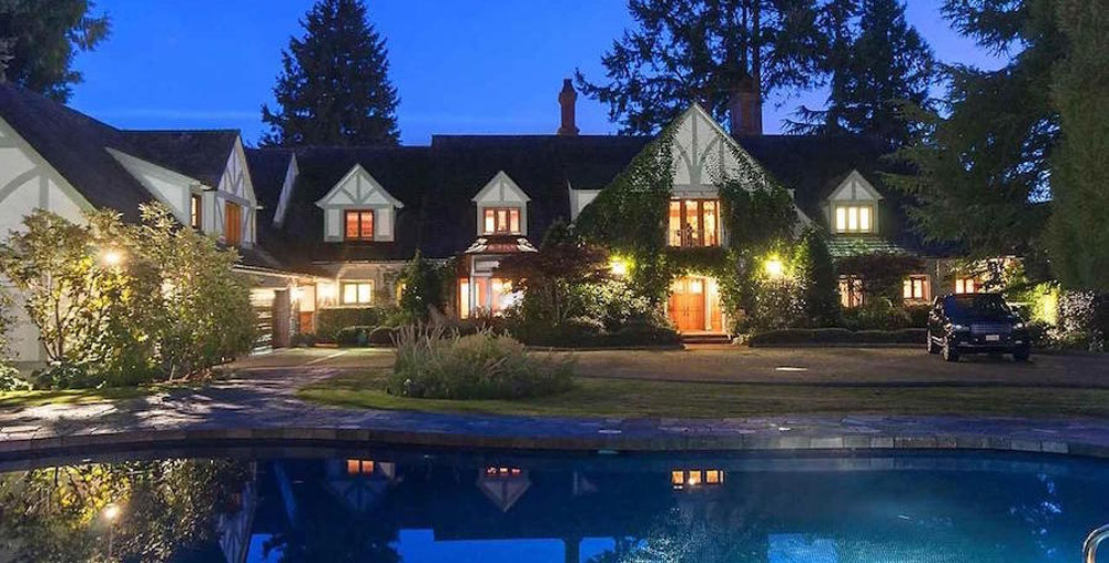 West Vancouver, BC's Most Expensive Residence