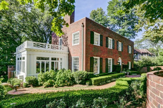 Completely Renovated  Williamsburg Colonial Home in Bronxville, Westchester Just Li