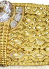 World's Heaviest Gold Ring Weighs 63.856 kg