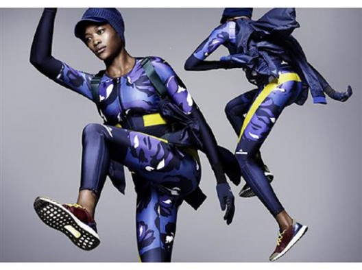 adidas by Stella McCartney Celebrates 10th Anniversary Fall/Winter 15 Collection