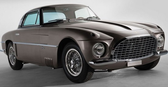 1953 Ferrari 250 Europa Coupe At RM Sotheby's Auction