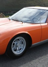 1968 Lamborghini Miura From 'The Italian Job' On Sale