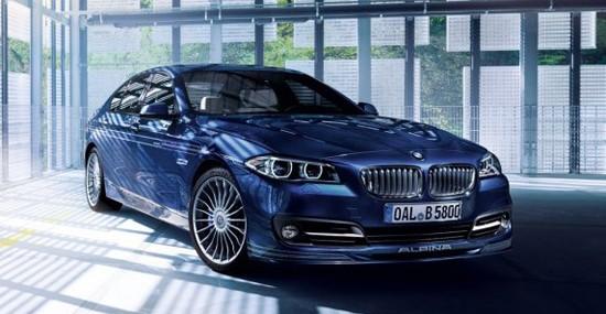 2016 BMW Alpina B5 Biturbo With 600 HP