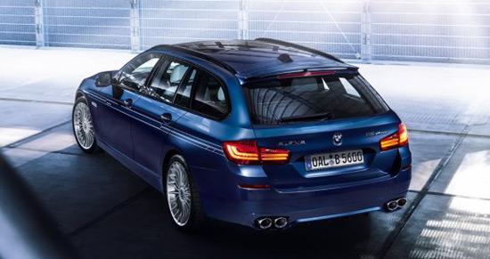 BMW Alpina B Biturbo With HP EXtravaganzi - Bmw b5 alpina for sale