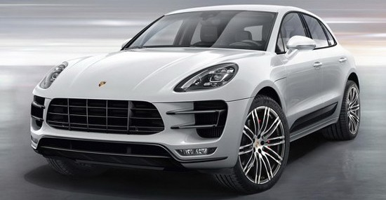 2016 Porsche Macan With New Packages