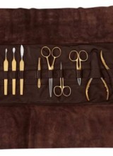 Just One Eye 24K Gold Manicure Set