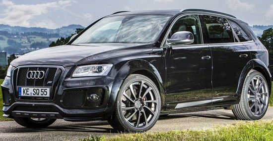 New Audi SQ5 By ABT Sportsline