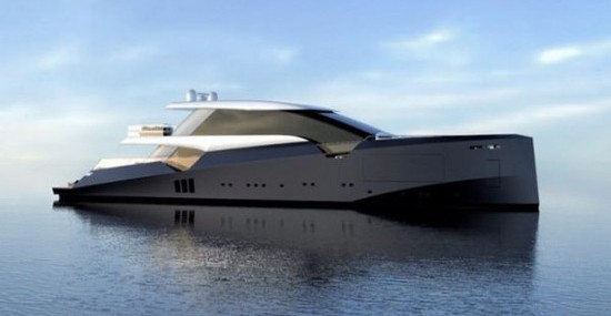 AMNESIA Concept Yacht by Letizia Alessandrini