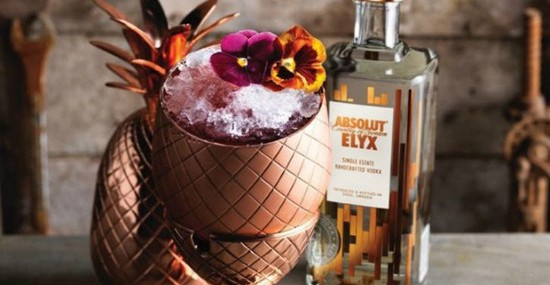 Absolut Elyx – Luxury For Charity