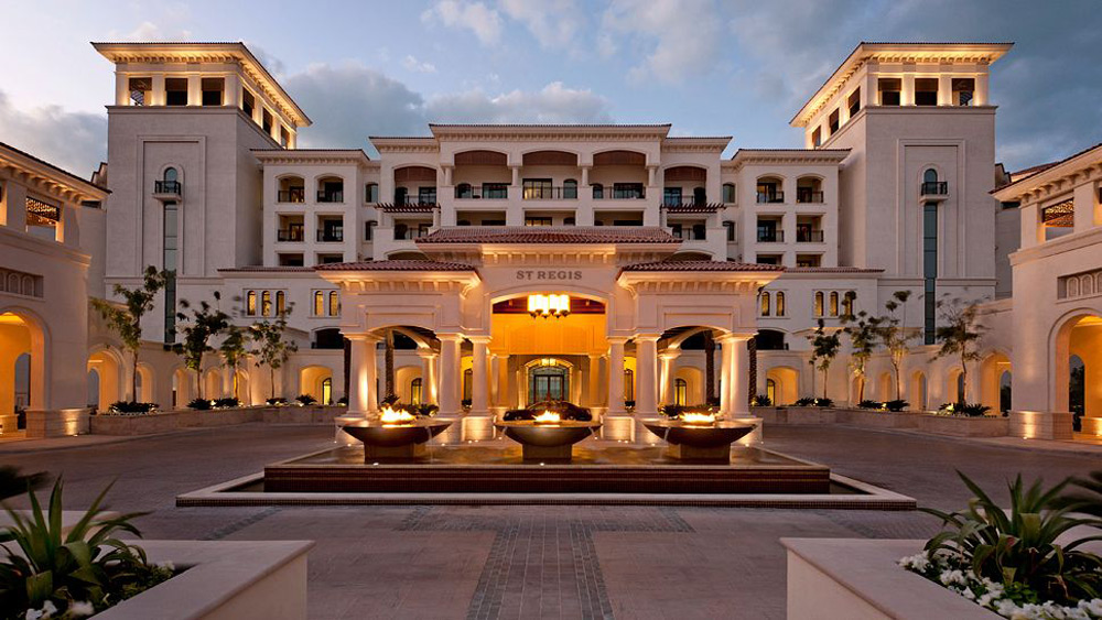 Luxury Aficionado Experience At St. Regis Abu Dhabi Will Cost You $11,000