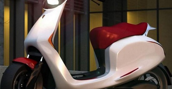 AppScooter – Electric Scooter You Can Connect To Phone
