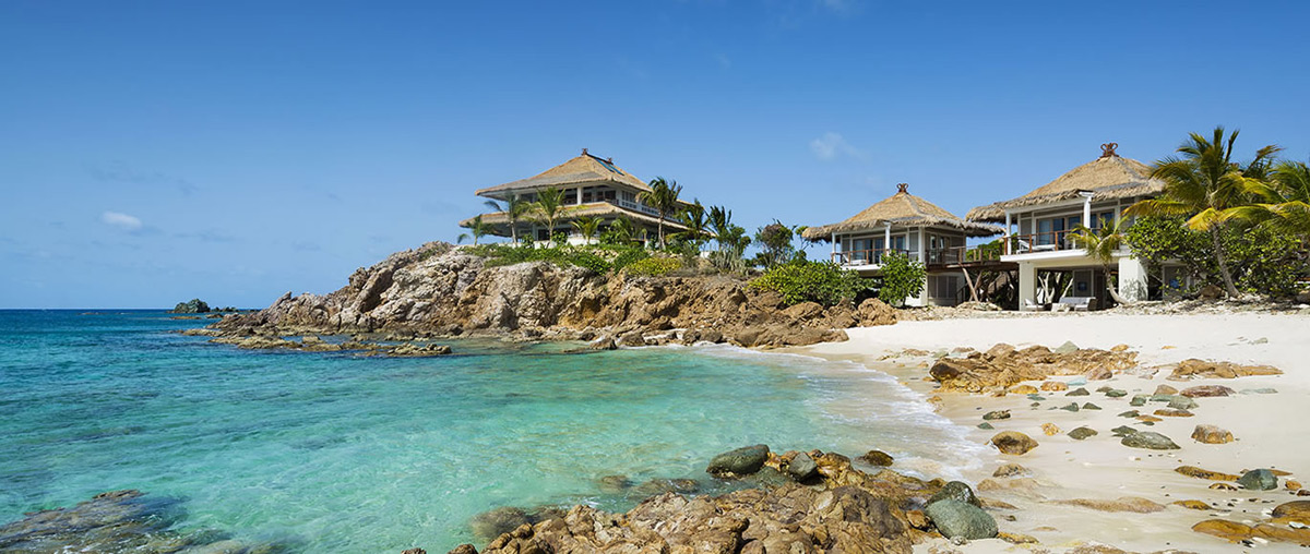 The Branson Estate on Moskito Island - Virgin Limited Edition's Newest Retreat