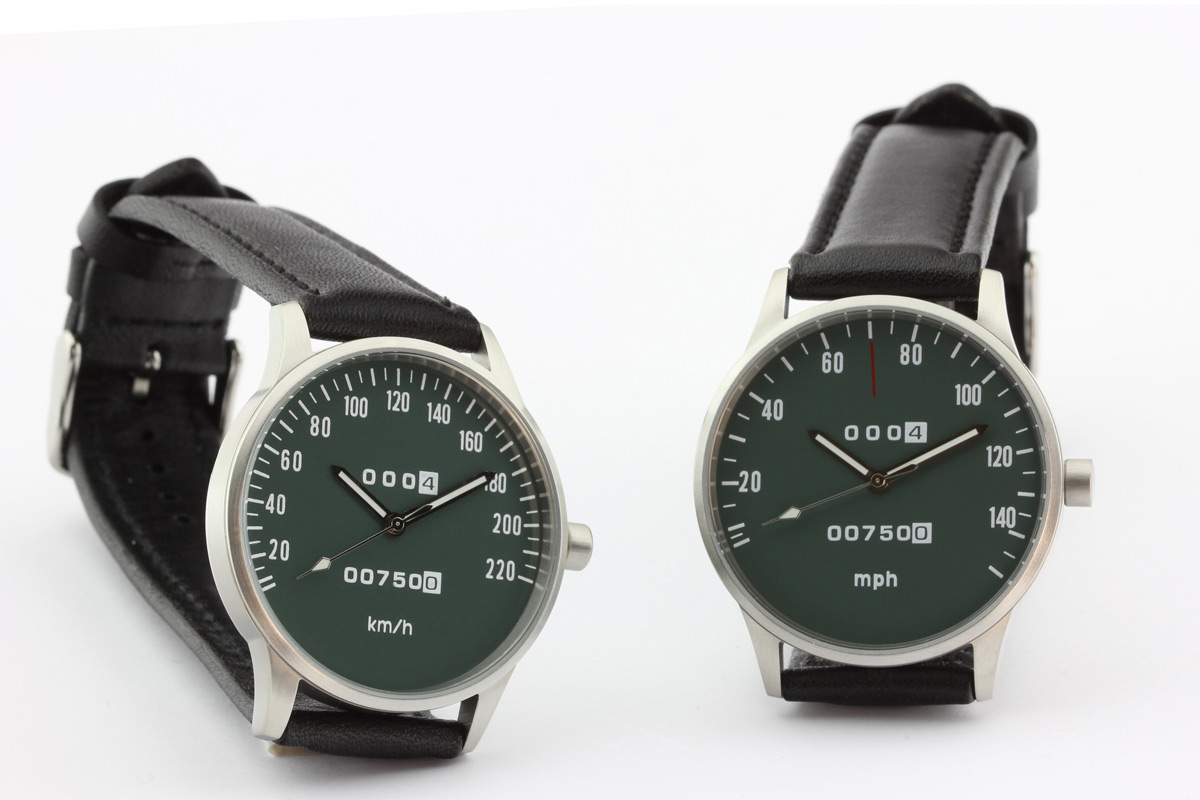 CB 750 Speedometer Watch