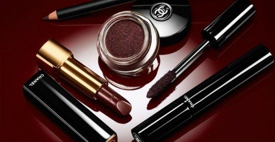 Chanel Rouge Noir Absolument Holiday 2015 Makeup Collection