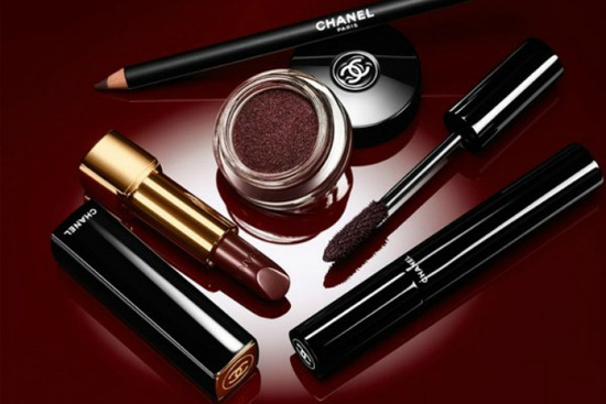 Chanel Holiday 2015 Rouge Noir Absolument Collection
