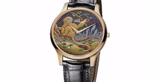 Chopard Celebrates the Year of the Monkey