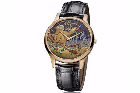 Chopard's Monkey Watch