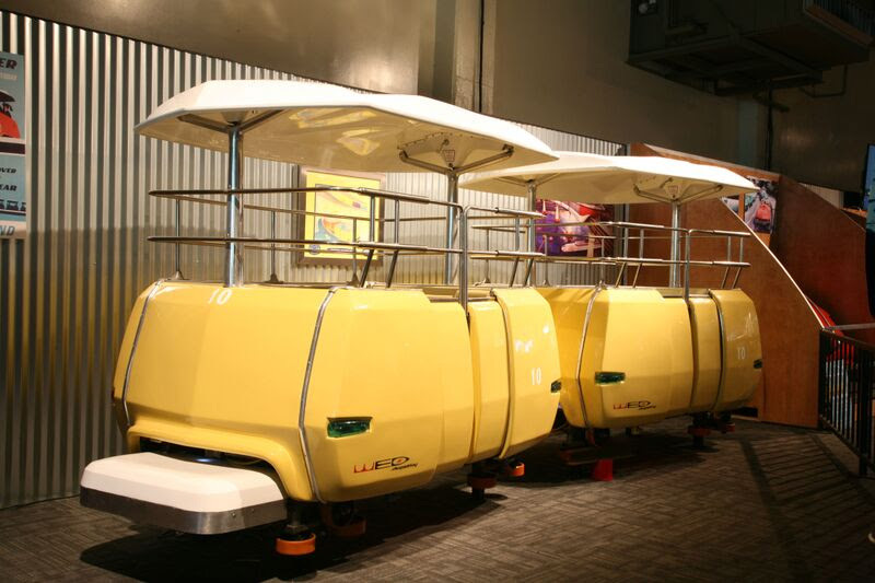 Disneyland PeopleMover Sets World Record At Auction