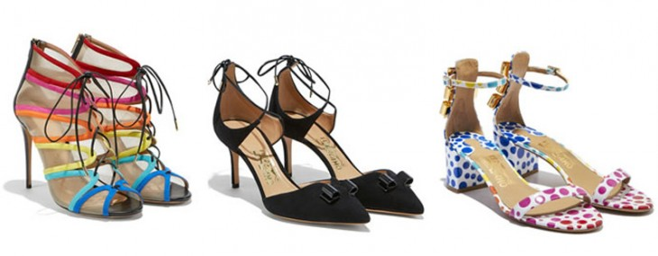 Edgardo Osorio's Capsule Collection for Salvatore Ferragamo