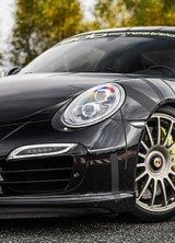 Edo Competition Porsche 991 Turbo S Blackburn