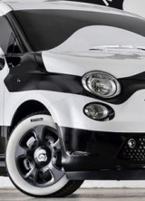 Special Fiat 500e Stormtrooper by Garage Italia Customs